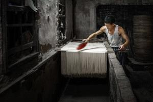 Bugis Photo Cup Circuit Merit Award - Yan Zhang-Tj (China)  Extra-Thin Noodle Workshop