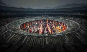 Bugis Photo Cup Circuit Merit Award - Youming Xiong (China)  Cutoms In Tulou
