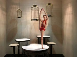 Bugis Photo Cup Circuit Merit Award - Shiu Gun Wong (Hong Kong)  One Leg Posture