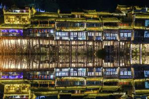 IUP Honor Mention - Qinghai Fang (China) <br /> Love Stilted Building