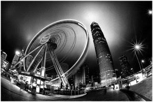 Bugis Photo Cup Circuit Merit Award - Hong Wai Victor Cheng (Hong Kong)  Hong Kong Lights 1
