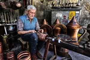 Bugis Photo Cup Circuit Merit Award - Mustafa Evirgen (Cyprus) <br /> Coppersmith