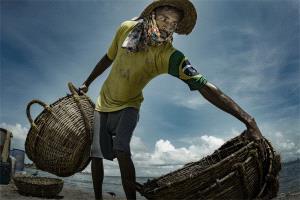 PSA HM Ribbons - Guoqun Wu (China)  Seaside Fishermen