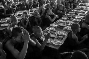 Bugis Photo Cup Circuit Merit Award - Shimin Wang (China)  Prayer Before Dinner