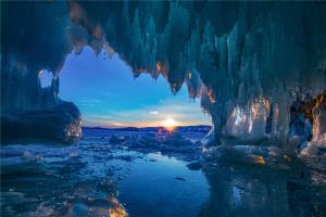 Bugis Photo Cup Circuit Merit Award - Xiequn Li (China)  Lake Baikal