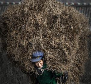 Bugis Photo Cup Circuit Merit Award - Yuejia Huang (China)  Heavy Burden