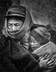 PhotoVivo Honor Mention - Yuejia Huang (China)  Mother Bosom