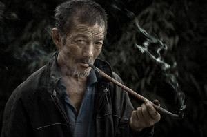 PSA HM Ribbons - Yongming Liu (China)  The Past Is Smoke