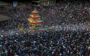 Bugis Photo Cup Circuit Merit Award - Jun Zhao (China) <br /> Nepali New Year Impression