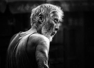 Bugis Photo Cup Circuit Merit Award - Keqiao Zhang (China)  Old Worker
