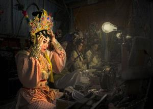APU Honor Mention e-certificate - Tan Tong Toon (Malaysia) <br /> Chinese Opera
