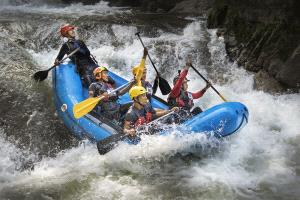 ICPE Honor Mention e-certificate - Tan Tong Toon (Malaysia)  White Water Rafting