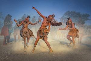 PhotoVivo Gold Medal - Arnaldo Paulo Che (Hong Kong)  Himba Dance