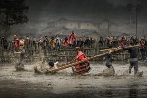 PhotoVivo Gold Medal - Xiaofeng Chen (China)  Spring Custom