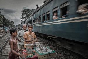APAS Gold Medal - Siyuan Huang (China)  Life On Rail 6