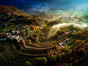 APAS Honor Mention e-certificate - Jing Li (China)  Village