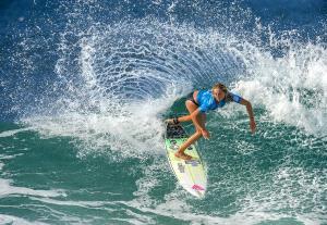 APAS Gold Medal - Xuehai Lu (China)  Surfing1