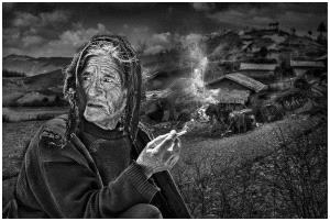 PhotoVivo Gold Medal - Wendy Wai Man Lam (Hong Kong)  Old Woman 3