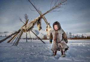 ICPE Honor Mention e-certificate - Xinxin Chen (China)  Nenets Child11