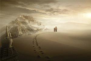 APU Honor Mention e-certificate - Ruiyuan Chen (China)  The Way To Pilgrimage