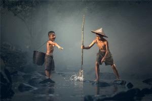 BPC Merit Award - Lihua Cui (China)  Fishing