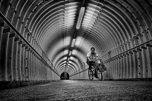 PhotoVivo Gold Medal - Lewis K. Y. Choi (Hong Kong)  Night Rider