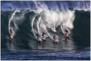APU Honor Mention e-certificate - Thomas Lang (USA)  The Surfing Team