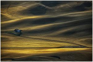 ICPE Honor Mention e-certificate - Thomas Lang (USA)  Palouse Barn