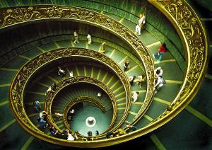 BPC Merit Award - Sami Ur Rahman (United Kingdom)  Vatican Staircase