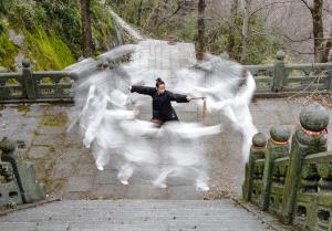 PhotoVivo Gold Medal - Jun Ye (China)  Wudang Mountain 1