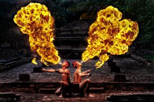 ICPE Honor Mention e-certificate - Say Boon Foo (Malaysia)  Fire Show 2