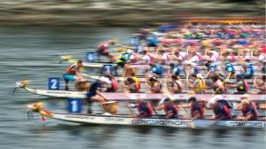 APAS Honor Mention e-certificate - Philip Chan (Canada)  Dragon Boat Race