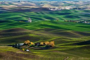 PhotoVivo Gold Medal - Philip Chan (Canada)  Wheatland In Palouse Wa