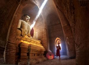 BPC Merit Award - Thi Ha Maung (Myanmar)  Praying The Lord Buddha